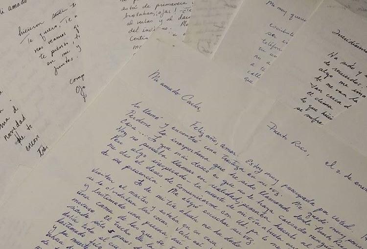 """Presentación del blog """"Las cartas de Amora"""" (o de Macuilxochitzin y AdoraciónCampis)"""