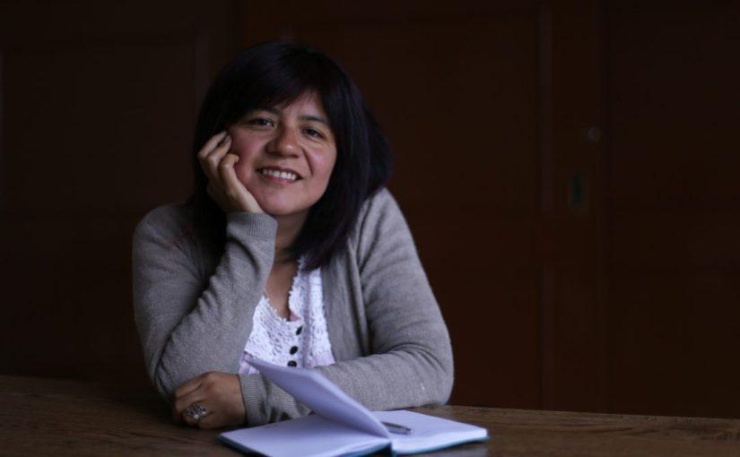 Entrevista a la escritora Diana del Ángel sobre su libroBarranca